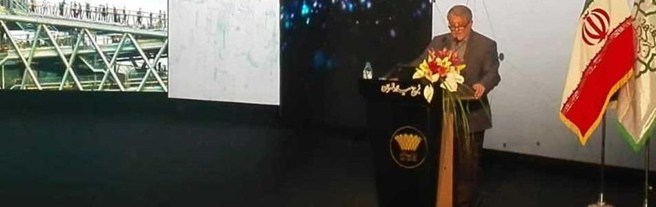 رییس شورای شهر در افتتاحیه تهران هوشمند